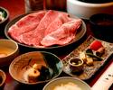 すき焼コース   特上米沢牛
