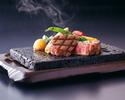 【Dinner】[hiroba] Wagyu Steak Set *Friday・Saturday only JPY 6,200