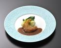 【鉄板焼きディナーメニュー】シェフのスペシャルコース 神戸ビーフとフォアグラ、あわびなど海の幸までお楽しみいただける神戸プレジール銀座スペシャルコースです