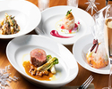 【Christmas 2020】Authentic Italian Special Dinner Course for Christmas JPY 12,000