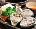 [Winter only] Oyster sukiyaki course
