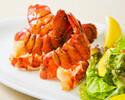 [フリードリンク付き イタリアン&フレンチ]歓送迎会プラン オマール海老のポワレやステーキを楽しむ贅沢なコース[Cプラン]