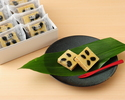 【スイーツ】わらび餅のバウム(黒豆) 10個入り