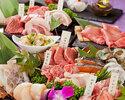 〈120分間限定〉【先取り忘年会プラン】 和牛セレクション&ブランド肉の食べ比べおかわりプラン 大人