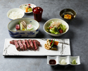 """【Dinner - Online Special Deal】 """"Wagyu Beef Steak Set"""" with One Complimentary Drink"""