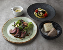 ★お得なランチセット★薪焼き肉はもちろん、パスタやデザートカフェ付き2,900円(税込)