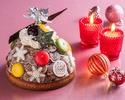 2021クリスマスケーキ「クリスマスモンブラン」 15cm