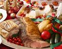 クリスマスディナーブッフェディナー幼児(3歳以下) ご利用人数
