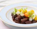 【Web予約限定】選べるメイン料理コース