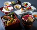 A4 Black Wagyu Sukiyaki course / 3000B