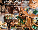 Modern Thai Afternoon Tea for 2 persons