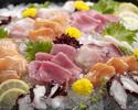 Festive Seafood Dinner Buffet