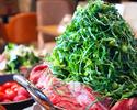 【ケール食べ放題が嬉しい◎】むしゃむしゃ食べたい、たっぷりケール食べ放題の牛すき焼き等◎選べる鍋コース