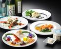 白楽 ~はくらく~【¥6,500】6月~8月 桃李×粟島×菊水酒造コラボフェア