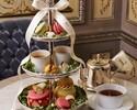 """【期間限定】"""" Christmas+ミニパルフェ+シャンパーニュ・フレーズ """" Afternoon Tea"""