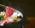 """【Dinner - Online Limited Deal】""""Matsusaka Wagyu Beef Sukiyaki Course"""" with Complimentary Glass Champagne"""