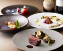 【12月ディナーメニュー】フカヒレとフォアグラのスープ、Wメインはマトウタイ&黒毛和牛ロース肉!豪華フレンチ全6品