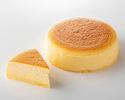 Hokkaido cheese souffle 2,200 yen (requires refrigeration)