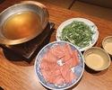 Steak & Shabu-shabu Course (1 to 4 people)