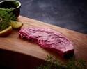 Muslim-friendly Steak Dinner Set Menu Domestic sirloin beef 100g