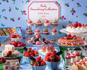 [Prepaid / 4+years old / Weekday】 SOCO Sweets Buffet Strawberry Collection 2020