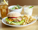 【Lunch】Web Burger Set