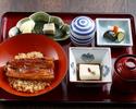 うな丼(半尾)+菊御膳