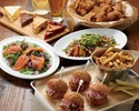 New Year Party Plan★Free Drink 2時間制 4900円