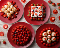 【Strawberry Dessert Buffet】<Monday, Tuesday and Wednesday only> from January 20 to April 15