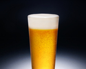 All-you-can-drink ¥2,000  (only for customers who orders course menu)