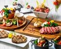 《グランクリュ》お料理7品とフリードリンク¥5500