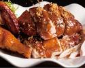 粵亮鴻運蒜香雞(半隻)