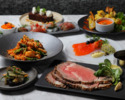 [2.5 hours all-you-can-drink] Premium share course 7 dishes