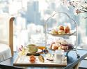 【Sakura Terrace】Sakura Afternoon Tea <Regular Terrace Table>