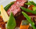 【web予約特典!乾杯スパークリング付】国産牛フィレ肉のステーキやオマール海老など豪華食材と地元食材を満喫する全5品 ~ル・クールランチ~