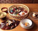 【こたつ席限定】くずし会席 ~梅~※お料理のみのコースです