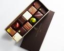 チョコレートギフトボックス 12個入り