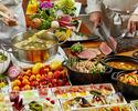 Lunch Buffet【Sat, Sun, Holiday】· Adult4,000yen→3,700yen·Grand age(over 60) 3,500yen·Elementary school student1,900yen·Infant4years~6years1,000yen