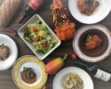 【土日祝限定】プリフィクスランチブッフェ!5品から選べるメイン+サイドディッシュ約18種