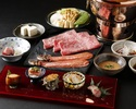 【Shikisai Dinner】Crab & Prime Beef Shabu-Shabu