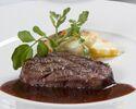 【web予約特別メニュー】ワインと共に淡路牛ロースステーキなど全3品を愉しむ グラン・ブルー スタイリッシュディナー