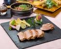 2020年【7~8月】鹿児島県産黒豚の網焼きコース【和味(なごみ)】(3時間飲み放題無し)