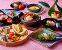 [35th Anniversary] Chef's Special Kaiseki Tour of Japan beautiful four seasons-Spring-