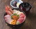 【平日ランチ限定】海鮮丼セット【8/18~9/15】