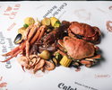 【All-you-can-drink】 Simple Cajun Course (Limited TIme Only)