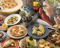 All -you-can Tempura & Spring Mediterranean Delicacy Buffet Senior (65 years up)