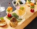 【贅沢プラン】握り寿司&ロール寿司や豪華海鮮料理含む全8品