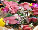 【歓送迎会】極上近江牛の春宴会【桜】コース¥10000/人飲み放題+1500円