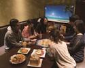 <月~金(祝日を除く)>【ボドゲパック5時間】+料理3品