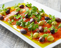 3月・平日ディナーブッフェ「赤坂マルシェ」ヨーロッパの市場をイメージした彩りあざやかな食の数々、美味しいディナーが5.300円に!